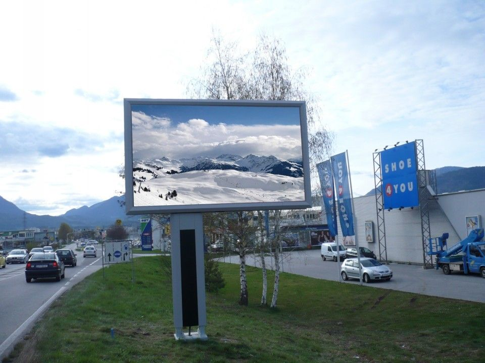 outdoor display