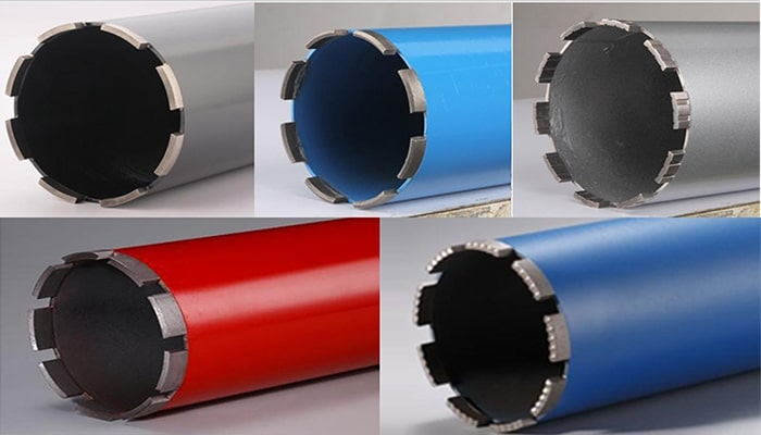 Wet Core Drilling Bits